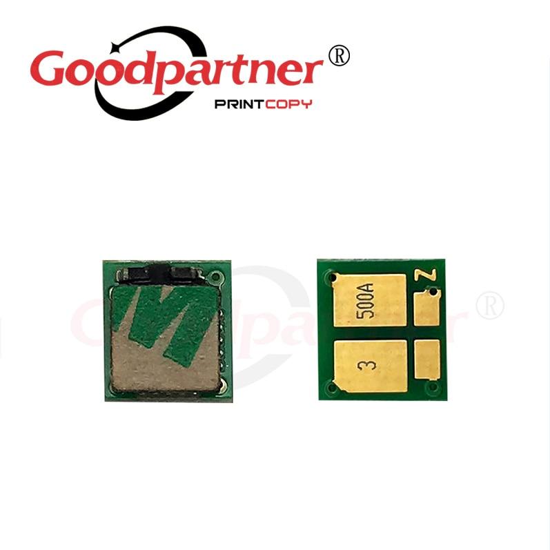 1X 202A CF500A CF501A CF502A CF503A Toner Chip For HP Color LaserJet Pro M254dw M254dn M254nw MFP M280nw M281cdw M281fdw