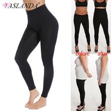 Leggings Women Jeggings Anti Cellulite Slimming Pencil Pants Skinny Trouser High Waist Seamless Leggins Tummy Control Panties