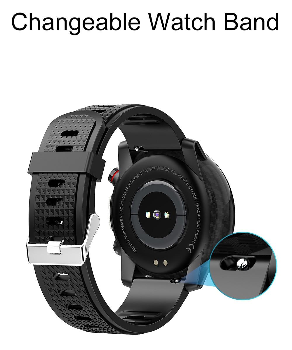 Haf012bd131d14cdab3cf8160d5519355M Timewolf Reloj Inteligente Smart Watch Men 2021 IP68 Waterproof Android Smartwatch Smart Watch for Men Women Android Phone IOS