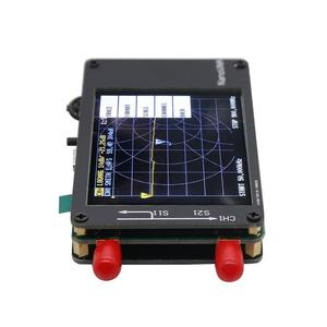 Image 3 - TZT NanoVNA Vector Analyzer 50KHz 900MHz HF VHF UHF Antenne Analyzer 2,8 inch LCD Display mit Batterie