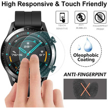 Screen-Protector Tempered-Film Watch Huawei GT2 for 46mm Premium