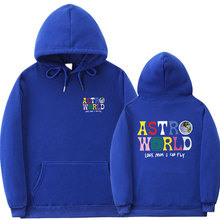 ASTROWORLD look mom i can fly hoodie Travis Scott Astroworld 2020 Gift Print Men's Hip Hop Pullover Sweatshirt Size S-XXL