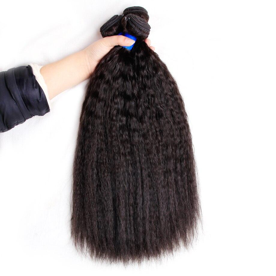Kinky Straight Bundles    Bundles Natural Color  Hair s Double Wefts Gabrielle 6