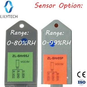 Image 3 - ZL 7850A ver 2,0, incubadora, depósito de queso o salchichas, Control de Sauna húmeda, controlador de temperatura de humedad, termostato higrostato