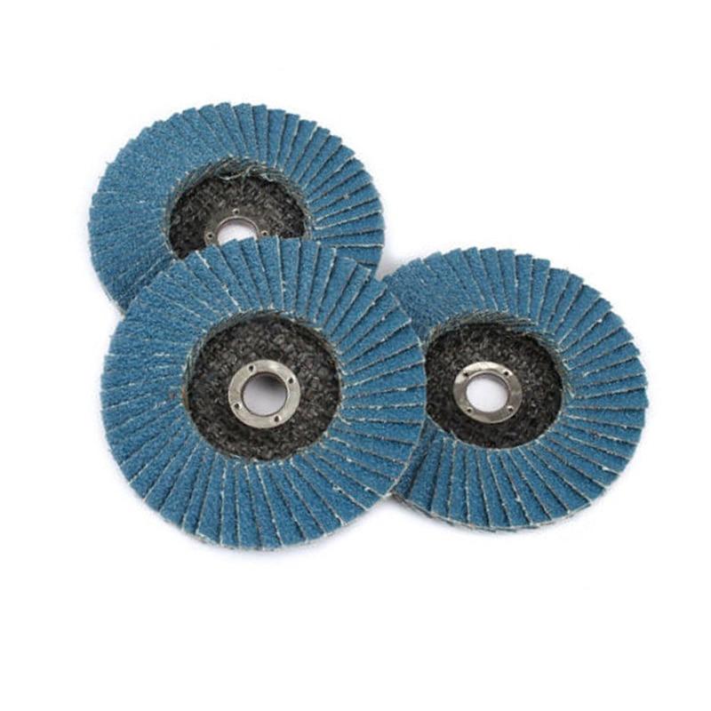 Flap Disc Grinding Wheels Flap Discs 75mm 75mm Angle Grinder Cutting Sanding Disc Wood Abrasive Tool