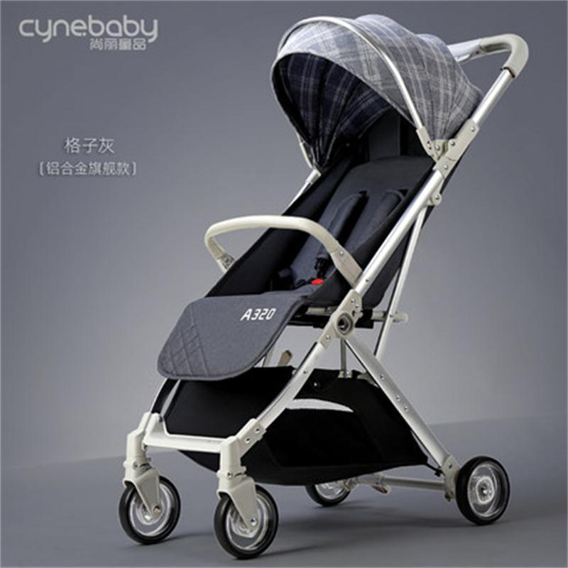 5.8kg Ultra Light Baby Stroller Luruxy Baby Pram Umbrella Baby Carriage Sit And Lie Down Newborn Lightweight Pram On The Plane