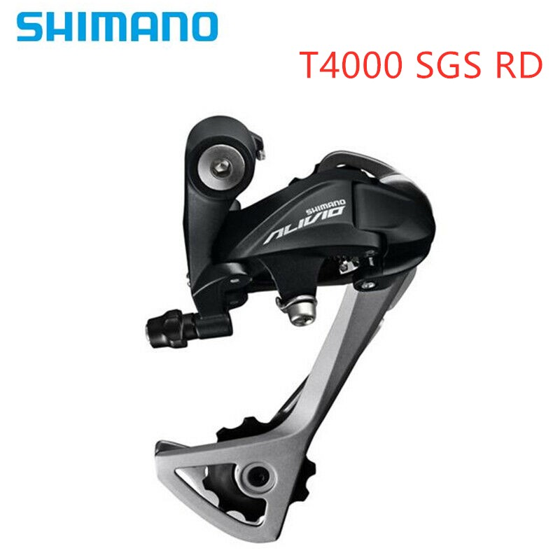 9 Speed MTB Mountain Bike Shadow Rear Derailleur for Shimano Alivio RD-M4000 New