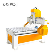 2200W Woodworking Engraving Machine CNC Lathe Woodworking Machinery CNC Fully Automatic Woodworking Engraving Machine cnc machinery parts for plastic mold