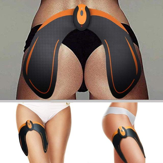 EMS Hips Trainer Muscle Hip Stimulator Butt Helps To Lift Shape and Firm Buttock Breech Electronic Remote Control Rechargeable 5