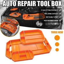 Tray Box Tool-Holder Organizer Car-Tools Nonslip Automotive Flexible 55 Ultra-Durabl