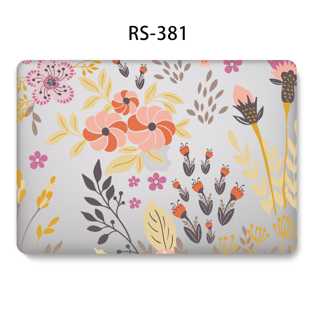 Soft Leaf Case for MacBook 120