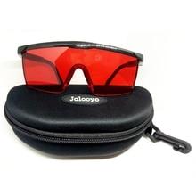 Глаза защита безопасность очки для зеленого синего% 2FФиолетовый 190 нм-540 нм 405 нм 450 нм 515 нм 520 нм 532 нм лазер защитные очки с коробкой
