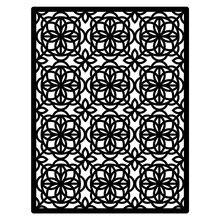 Naifumodo рамка штампы цветок фон металлические Вырубные штампы новые для изготовления открыток Скрапбукинг штампы тиснение бумажный трафарет