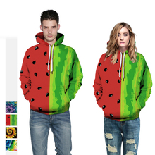 2019 autumn Sweatshirt Men/Women Hoodies Painting 3D death Digital printing fashion pullover Loose lovers