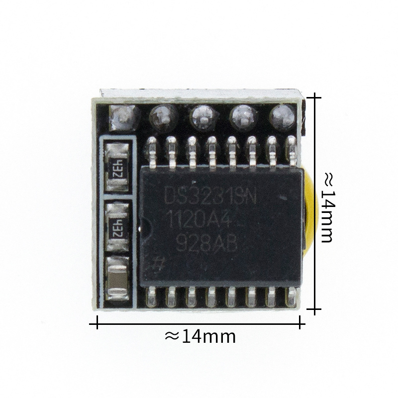 Image 3 - 100 قطعة DS3231 وحدة الذاكرة وحدة RTC الدقة لتوت العليق بيpower ledpower led 10w whitepower led 10w -