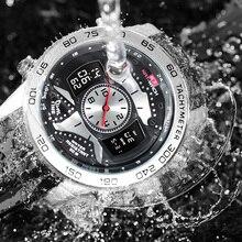 KAT-WACH watch men's business luminous waterproof sports electronic quartz watch chronograph luminous calendar alarm male men цена и фото