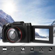 XJ06 1080P Digital Camera Flip 2.4 Inch TFT-LCD CMOS Sensor Video Camcorder HD S