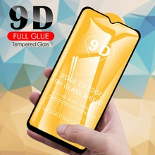 Tempered-Glass Screen-Protector OPPO 9D for Full-Cover A11 A12 A1k