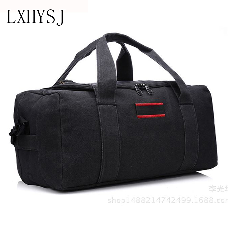 Large Capacity Travel Bag Sports Bags Multifunction Nylon Travel Duffle Bag Versatile Waterproof Travel Weekend Package Handbag