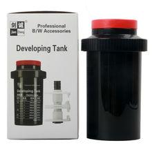 ETone Film karanlık oda geliştirme tankı 3 spiraller 120 127 135 4x5 B & W negatif karanlık oda işleme