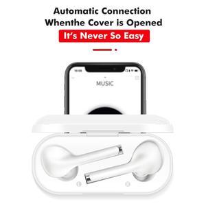 Image 2 - Tws 5.0 Bluetooth Draadloze Hoofdtelefoon Freebud Touch Control Sport Headset Ipx 7 Bluetooth Oortelefoon Met Microfoon Voor Huawei