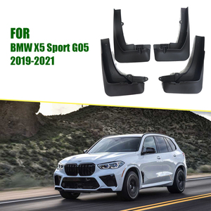 Image 2 - FRONT REAR Splash Guards Mudflaps Car Fenders Mudguards Mud Flaps For BMW X5X X5M Sport 2019 2021 G05 Car Accessories 2019 2021
