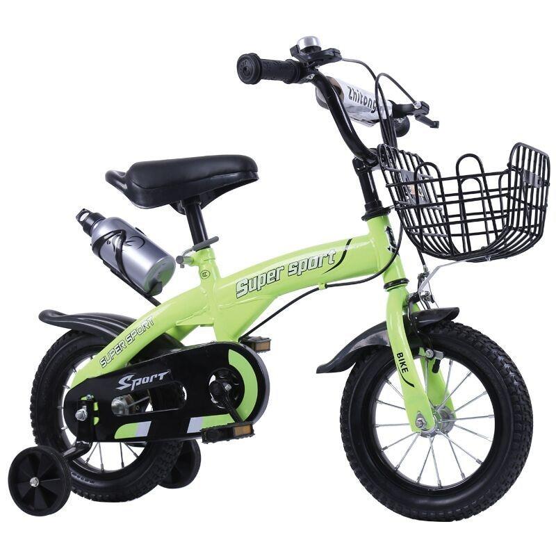 Children's Bicycle 12 Inch / 14 Inch / 16 Inch / Two Wheel Bike Boy Girl Bicycle Multi-color Optional Kid's Bike