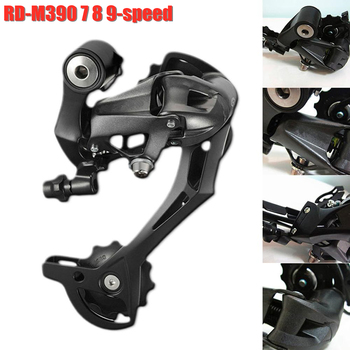цена на 2020 Top Acera RD-M390 Rear Derailleur 7 8 9-speed 27-speed MTB Bike Bicycle Derailleur Spare Parts Rear Switch Cycling Parts