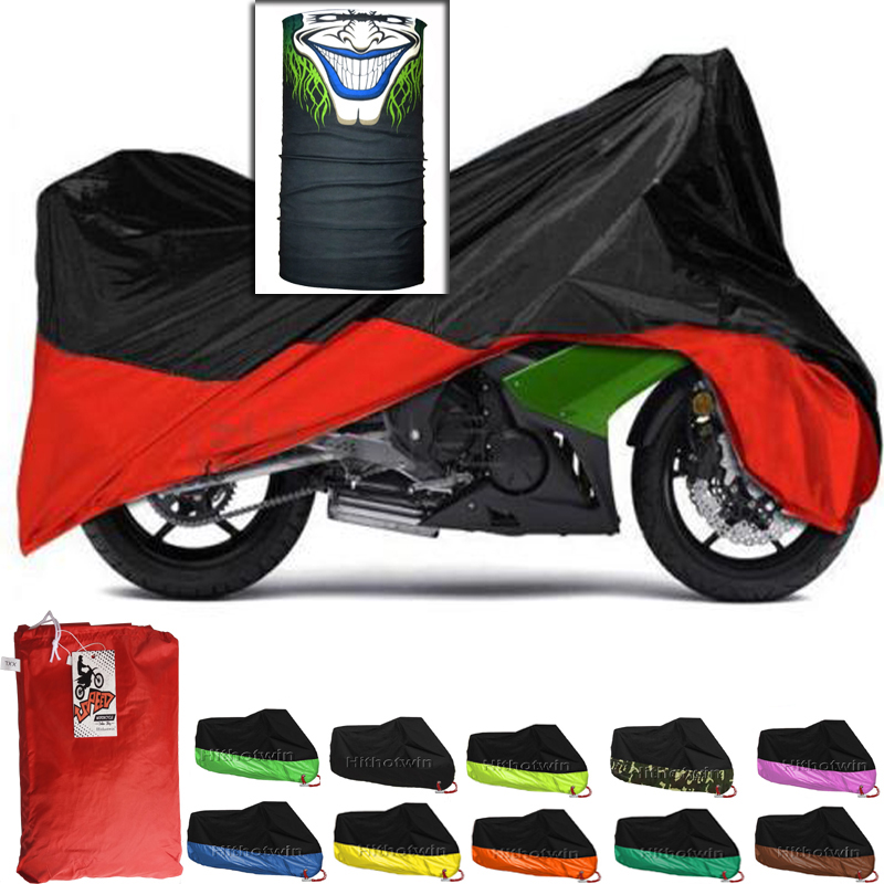S-4XL Motorcycle Cover Bike All Season Waterproof Dustproof UV Protective Outdoor Indoor Moto Scooter Motorbike Rain Cover Gift