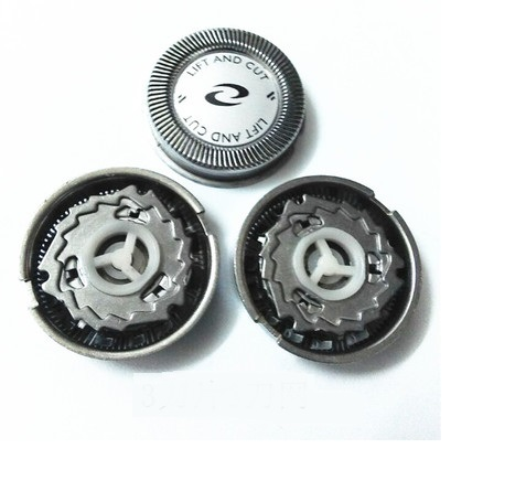 3pcs Shaver <font><b>Head</b></font> Replacement Shaver Blade For <font><b>Philips</b></font> Norelco HQ4 <font><b>HQ56</b></font> HQ55 HQ442 HQ300 HQ916 HQ6900 HQ6940 Razor Blade image