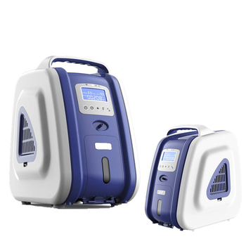Flow Rate 1-5L/min Portable Oxygen concentrator home use oxygen making device  Oxygen Concentration 93±3%