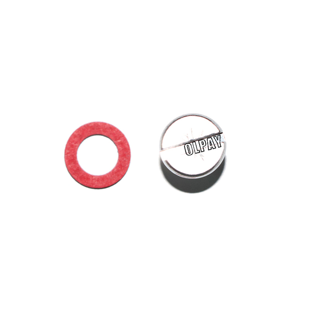 90340-08002-00 stainless steel plug, screw For Yamaha boat engine 1