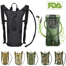 Running Kettle Pack Outdoor Sports water bottle Bag Men Cycling Packs camping Hiking Backpacks Soft Water Bags Backpacks D30 цена и фото