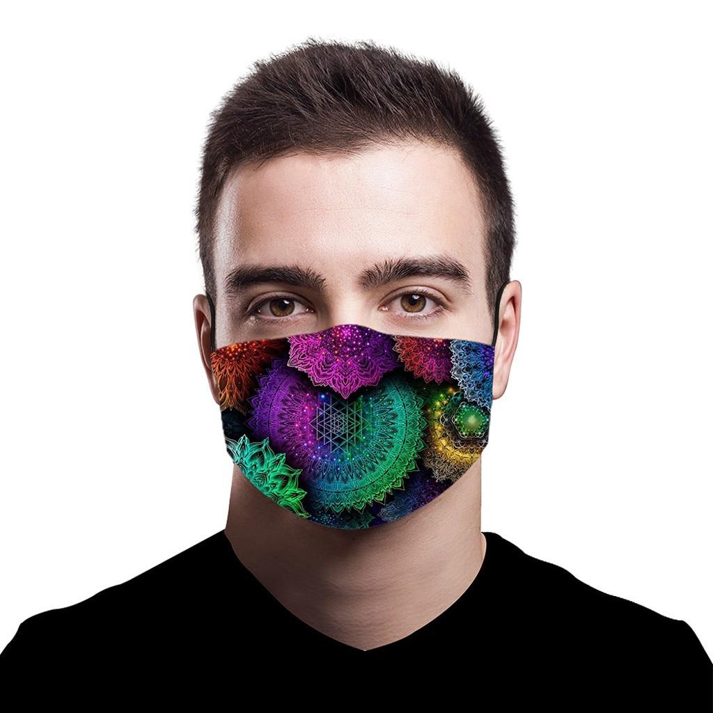 Haf08c458b97b49fbbcc182b15f720c2dV adult facemask flower print adjustable cotton maske mondkapje maska tapabocas dropshipping