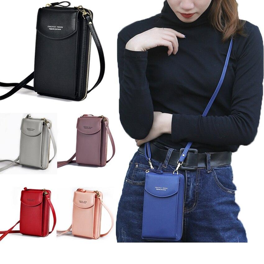 Women's Crossbody Bag Strap Purse Clutch  Phone Wallet Shoulder Bag Luxury Handbag Bags for Woman Pockets for Girls Card Holders