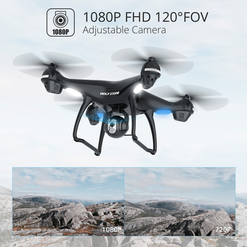 Holy Stone HS100G GPS Drone Profesional FPV WIFI Camera HD 1080P Selfie RC Quadcopter GPS Drones 500m RC Helicopter Quadrocopter дрон jjrc x9 heron с камерой hd 1080p wifi gps