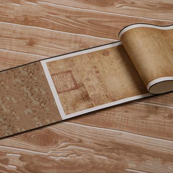 Xuan papier przewiń Papel Arroz kaligrafia szczotka pisanie papier Xuan archaistyczny papier ryżowy chiński obraz pół dojrzały papier ryżowy tanie i dobre opinie CN (pochodzenie) Papier do malowania Chińskie malarstwo 22*200cm 32*200cm Half Ripe Xuan Paper