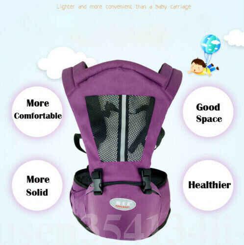Детские рюкзаки хип сиденье талии Путешествия ребенка ясельного возраста Перевозчик держатель для детей
