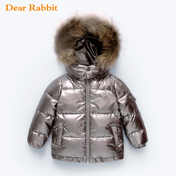2020 New winter 90% down jacket parka for boy clothes waterproof girls children's clothing snow wear kids outerwear toddler coat baby snowsuit winter jumpsuit newborns snow wear clothes down fur jacket kids girls coats infant rompers for boy parka overalls