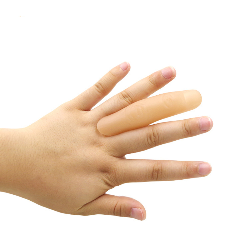 Fake Finger The Sixth Finger Necessary Prop Magic Tricks Magic Props Easy To Do Magic Toys