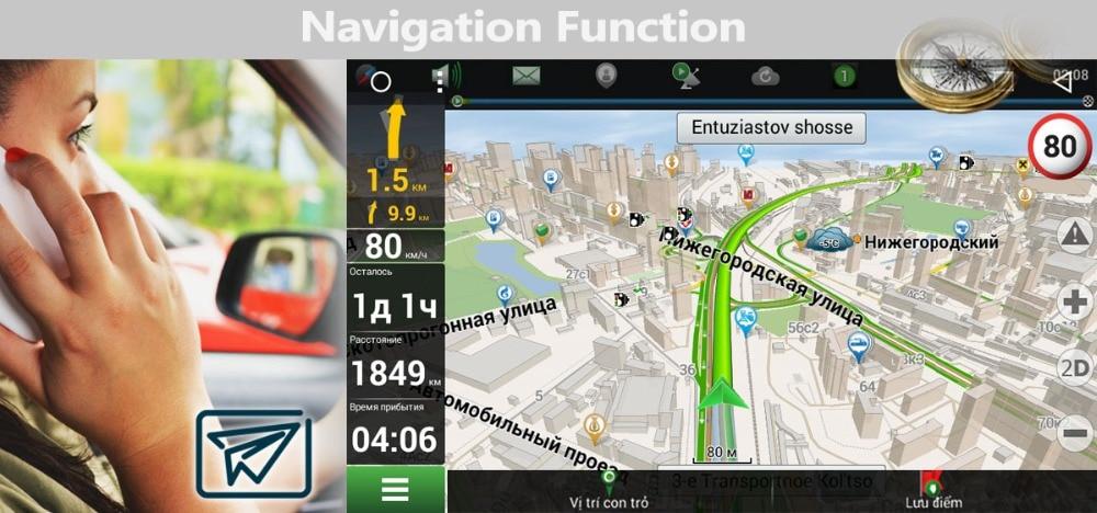 GPS Navigation Image