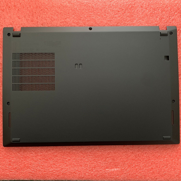 New Original Lenovo ThinkPad E220S S220 Palmrest teclado capa bezel W/Touchpad Impressão Digital FRU 04W1523 Laptop Substituir Tampa