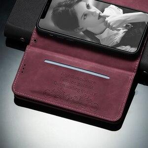 Image 4 - حافظة جلدية أنيقة لهاتف آيفون SE 2020 11 Pro XR X XS Max 6 6S 7 8 Plus حافظة كروسبادي للكتف مزودة بشريط حبلي