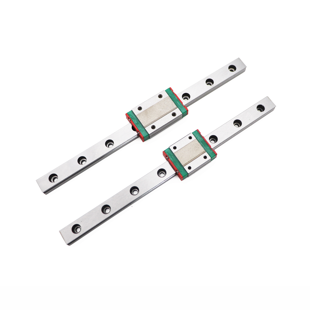 NEW 1Set 7mm for Linear Guide MGN7 500mm for linear rail way MGN7H