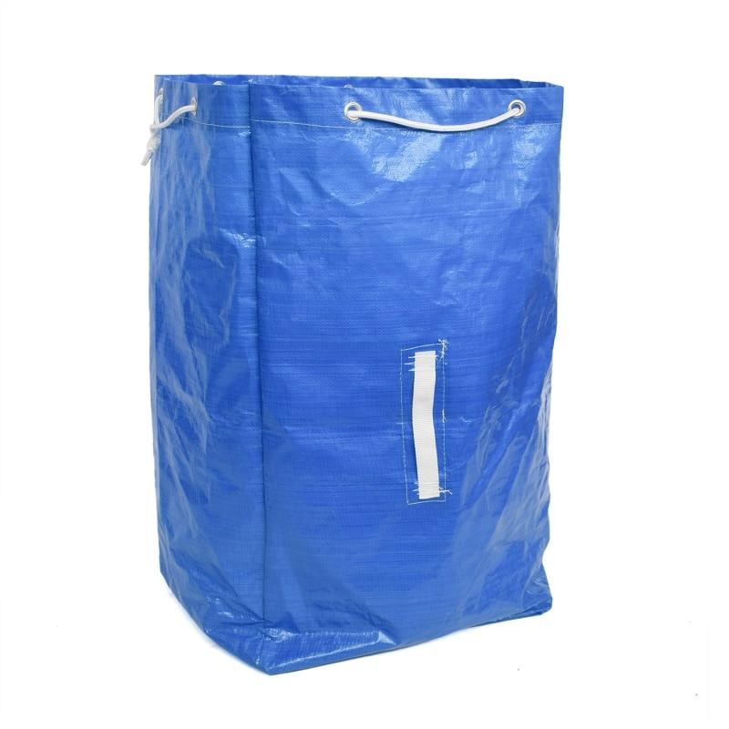 Multifunction Large Capacity  Outdoor Garden Organizer Bag Portable Heavy Duty Leaf  Bag Durable Reusable Waste Bag