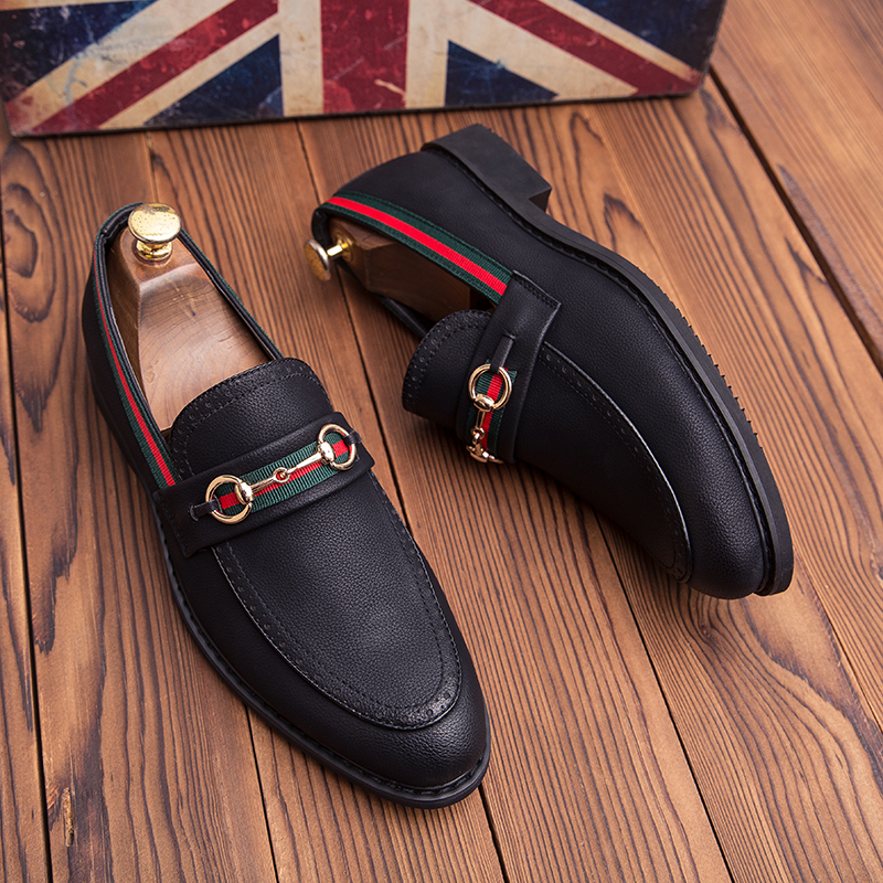 luxury mens casual shoes male comfortable 39 s natural loafers suede cow genuine leather moccasins social male dress classic