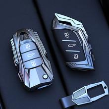 1 sztuk obudowa kluczyka do samochodu dla Roewe IMAX8 MARVEL X E950 I5 I6 Ei5 Rx5 Max Rx3 Rx8 dla MG GT MG3 5 6 MG ZS EV EZS HS dopłat mających szkodliwy wpływ akcesoria tanie tanio GISAEV CN (pochodzenie) Ocynkowanej Stopu Silver gray
