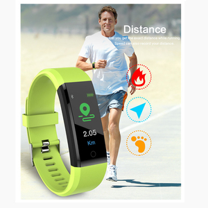 Image 2 - B05 Smart Watch With Heart Rate Monitor Pedometer Bracelet IP67 Waterproof Fitness Sport Smartwatch Connect IOS Android 1yw