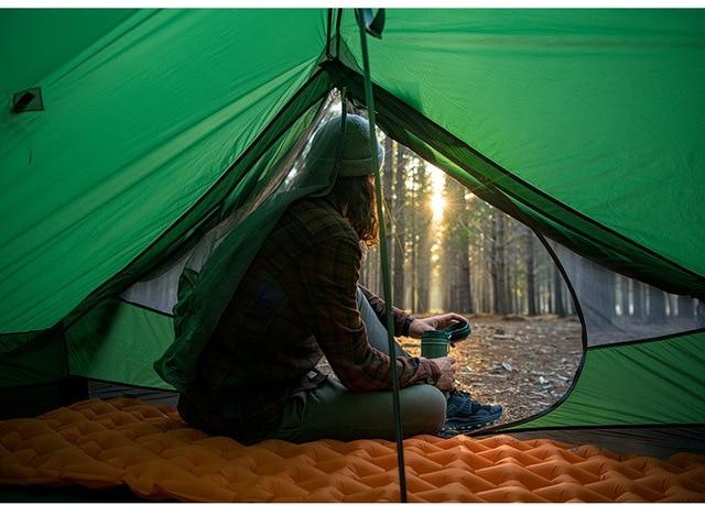 Naturehike  Force UL2 Outdoor Tent Ultra-light  5