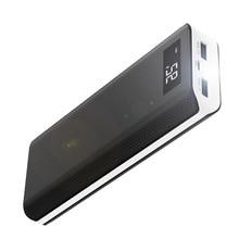 цены на Power Bank 15000mAh External Battery Dual USB Output Powerbank for iPhone 6 7 7p 8 8p iPhone X Xr Xs Xs max for Huawei Samsung.  в интернет-магазинах